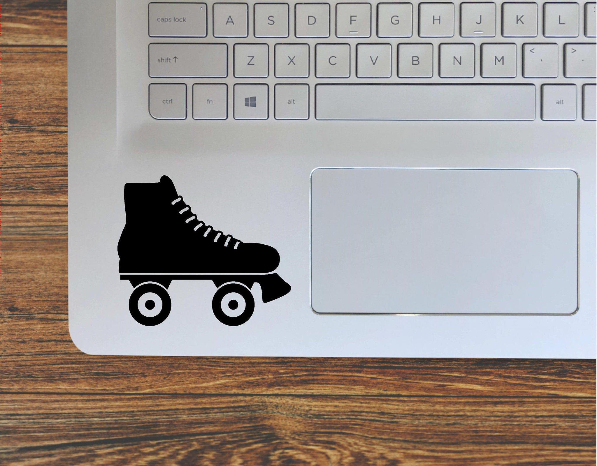 Roller Skate Vinyl Decal Sticker