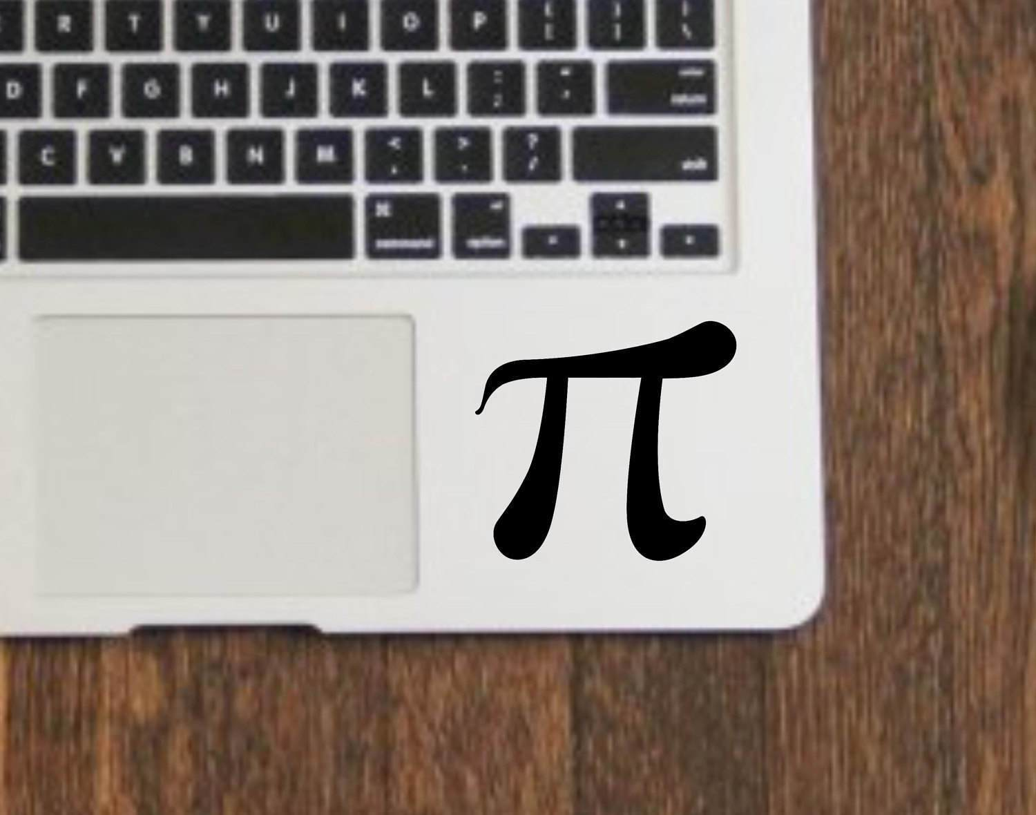 Pi Symbol 3.14 Vinyl Decal Sticker