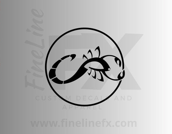 Scorpio Scorpion Zodiac Astrology Sign Vinyl Decal Sticker - FineLineFX