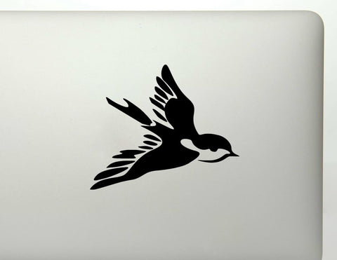 Swallow Bird Tattoo Vinyl Decal Sticker