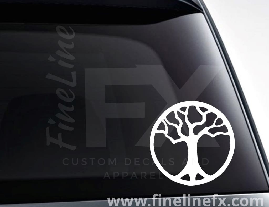 Tree Of Life Vinyl Decal Sticker