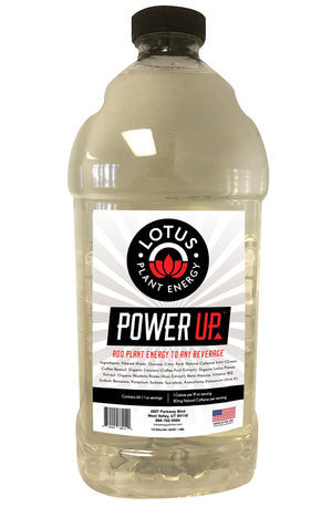 Lotus Power UP Energy Concentrate