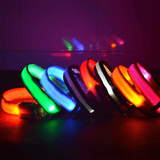 Glow in the Dark LED Safety Nylon Pet Collar Giveaway