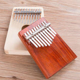 10 Tone Portable Thumb Kalimba Piano