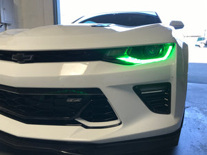 2016-2018 Chevy Camaro RGBWA DRL LED Boards