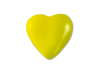 Melony's Lemony Heart Soap