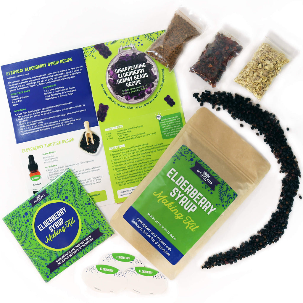 Elderberry Kit Starter