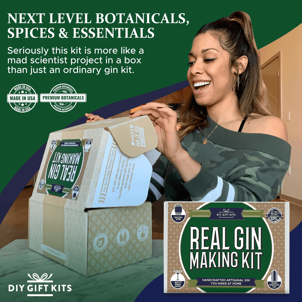 Deluxe Real Gin Kit