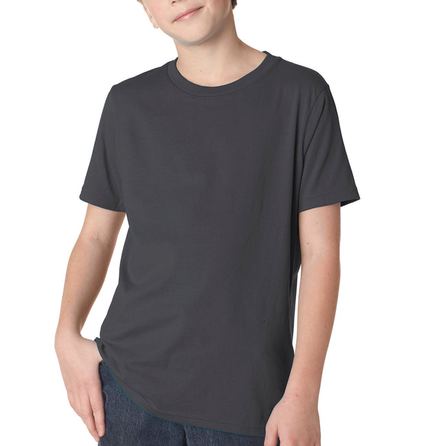 Next Level Youth Unisex Short Sleeve Crew T-shirts
