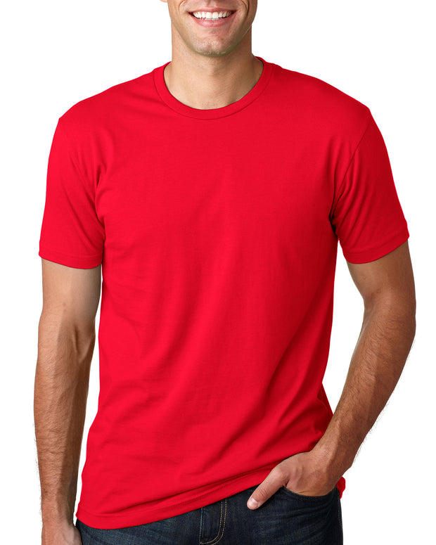 Next Level Unisex Short Sleeve Crew T-shirts