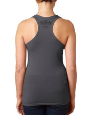 Next Level Ladies' Spandex Jersey Racerback Tanks