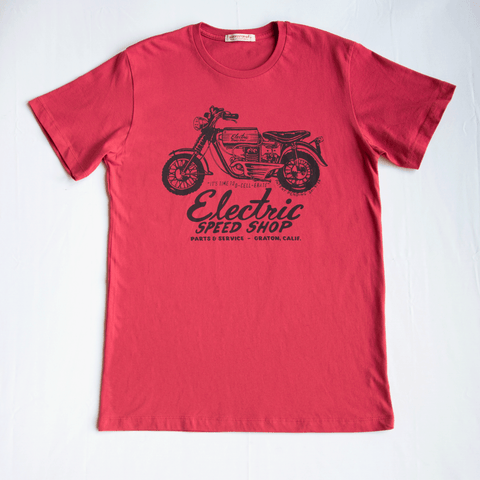 Electric Motorcycle T-shirt