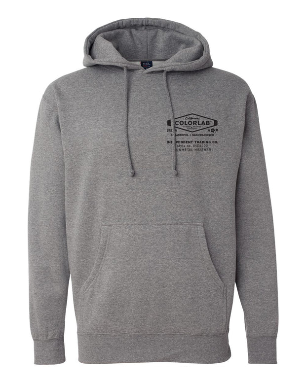 Independent Heavyweight Unisex Pullover Hoodie