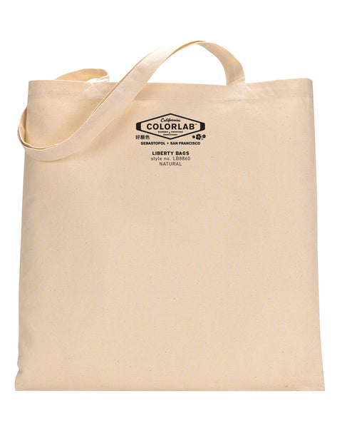 Liberty Bags Lightweight Cotton Canvas Tote