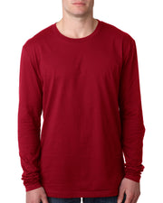 Next Level Unisex Long Sleeve Crew T-shirts