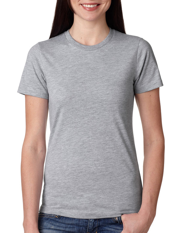 Next Level Ladies' Boyfriend T-shirts