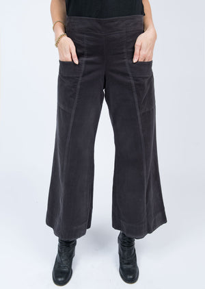 Slouch Pkt Corduroy Pant