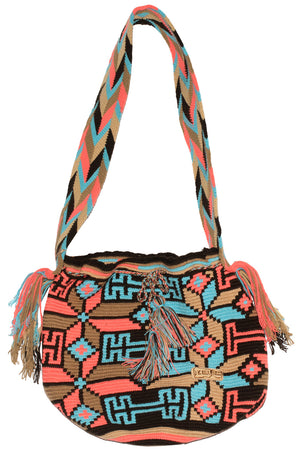 Multi Color Bag