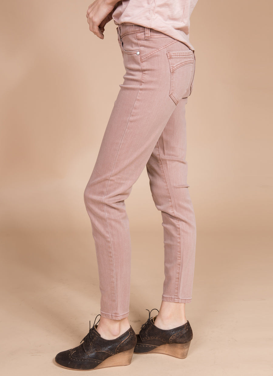 Colored Jeans Rose R-LM2098 PNK