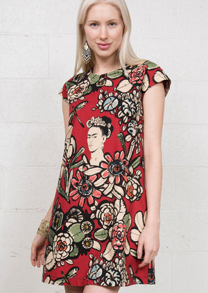 Frida Shift Dress