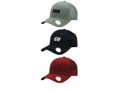 Personalized Baseball Cap -3 Colors
