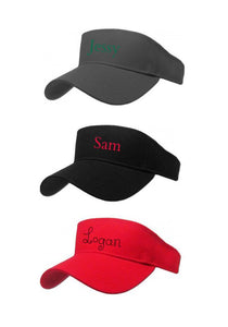 Personalized Solid Sun Visor