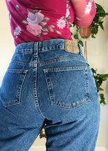 Vintage Baggy Mom Jeans - XL
