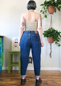 Vintage Levi's Tapered Jeans - 2X
