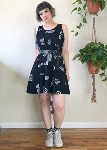Vintage Vacation Mini Dress - 2X