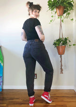 Vintage Extra Long Lee Riveted Mom Jeans - XL