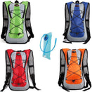 Hydration Pack Water Backpack With 2L Water Bladder Pleasures Of Life