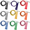 Steel Wire Skipping Adjustable Jump Rope Boxing Fitness Workout 10-FT Pleasures Of Life