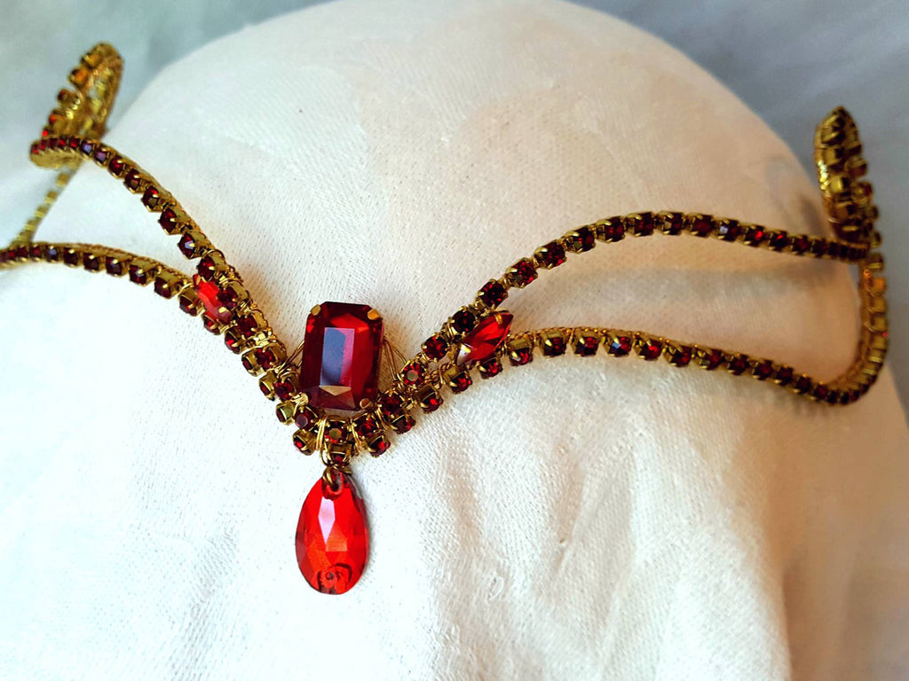 Red Diadem **Ready to Ship**