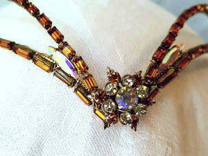 Golden Topaz Diadem **Ready to Ship**