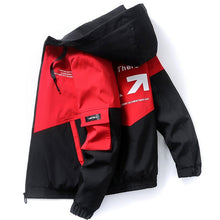 2020 spring and autumn clothes Men Jacket Size 3XL Outwear Hooded
