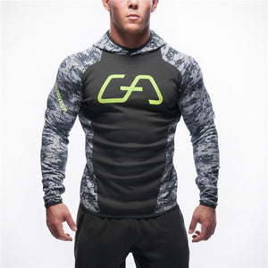Gym Aesthetics mens Bodybuilding Hoodies