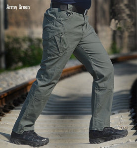 IX9 City Tactical Cargo Pants Men Combat SWAT Army military pants