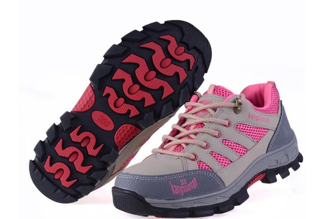 womens anti slip steel toe shoes