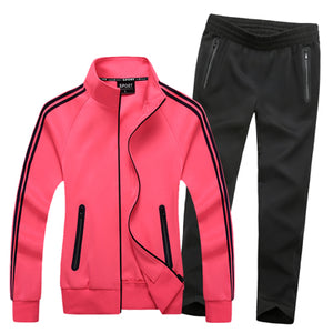Women Fitness Set Sport Suit