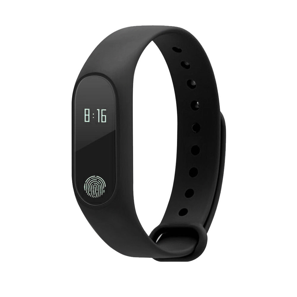 M2 Smart Watch Bluetooth Bracelet Fitness Tracker IP67 Waterproof for Android iOS