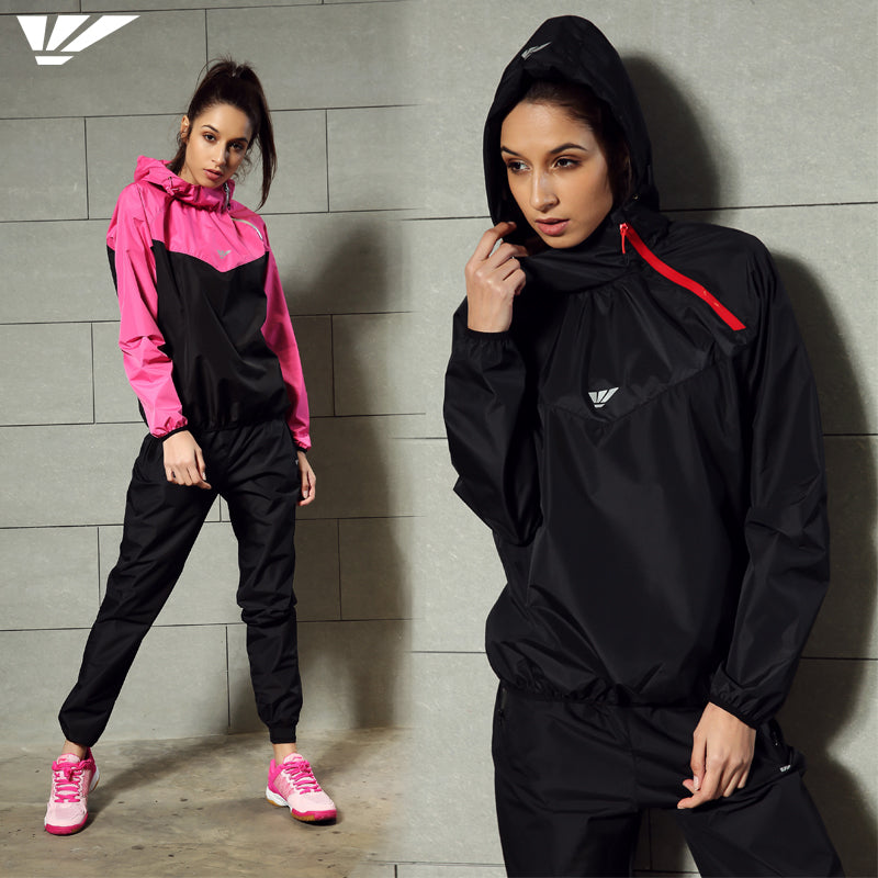 Women's Sweat Sauna Suit