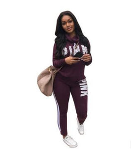casual nightclub party tracksuit