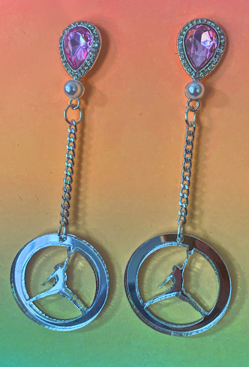 Ballers Bling Earrings