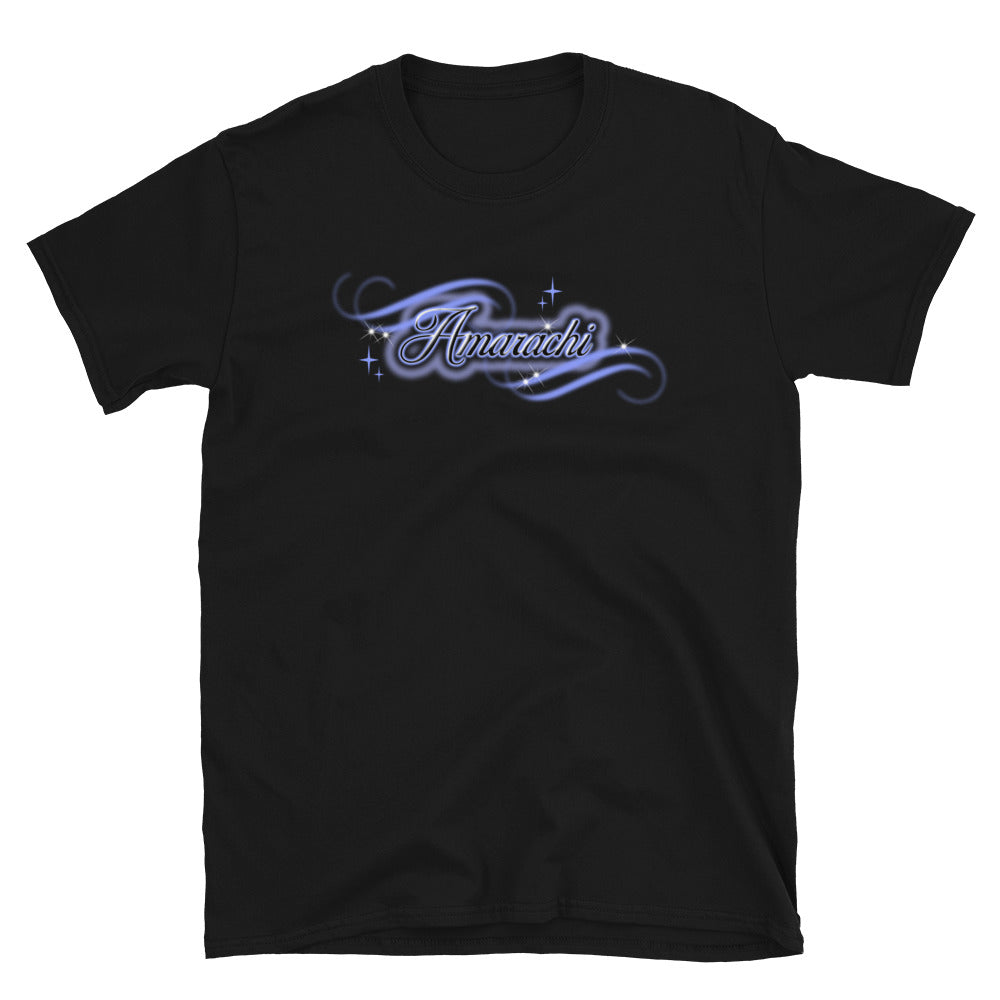 Short-Sleeve Unisex T-Shirt - Blue