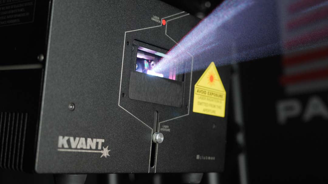 How To Safely Setup & Operate Your Laser Projector
