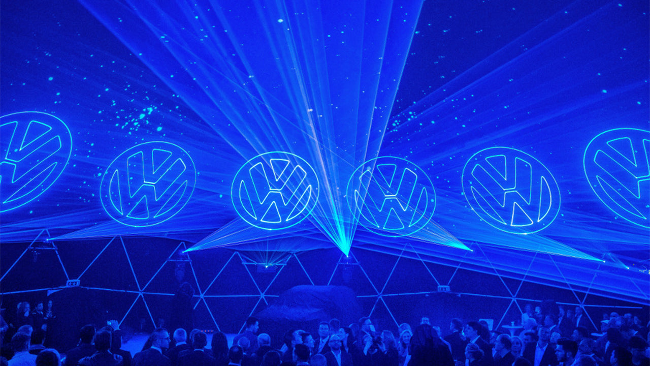 Lasers For Corporate Events