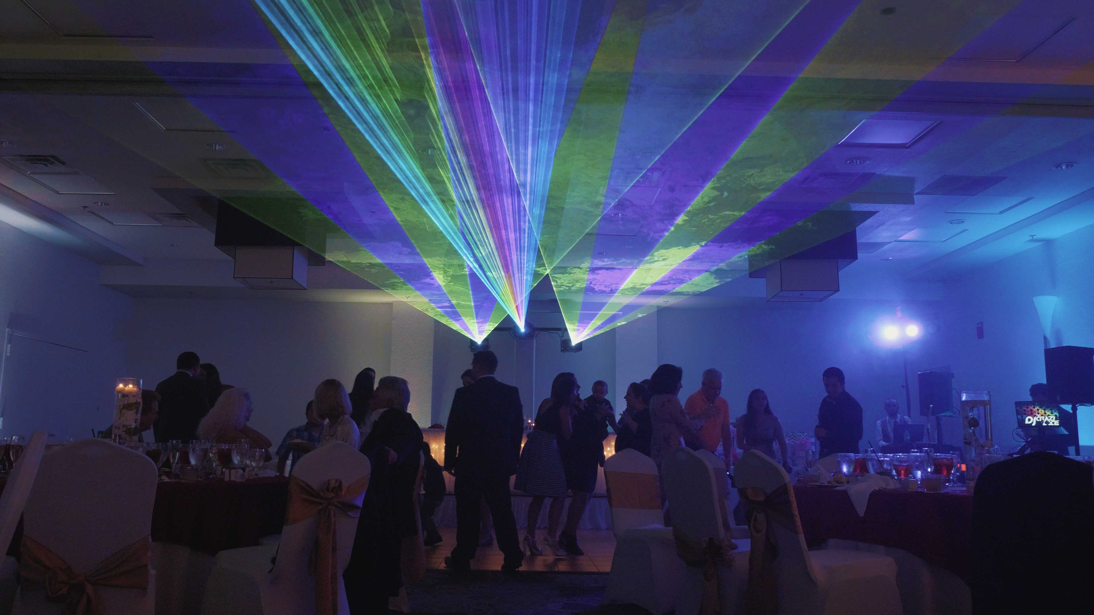 Lasers For Weddings