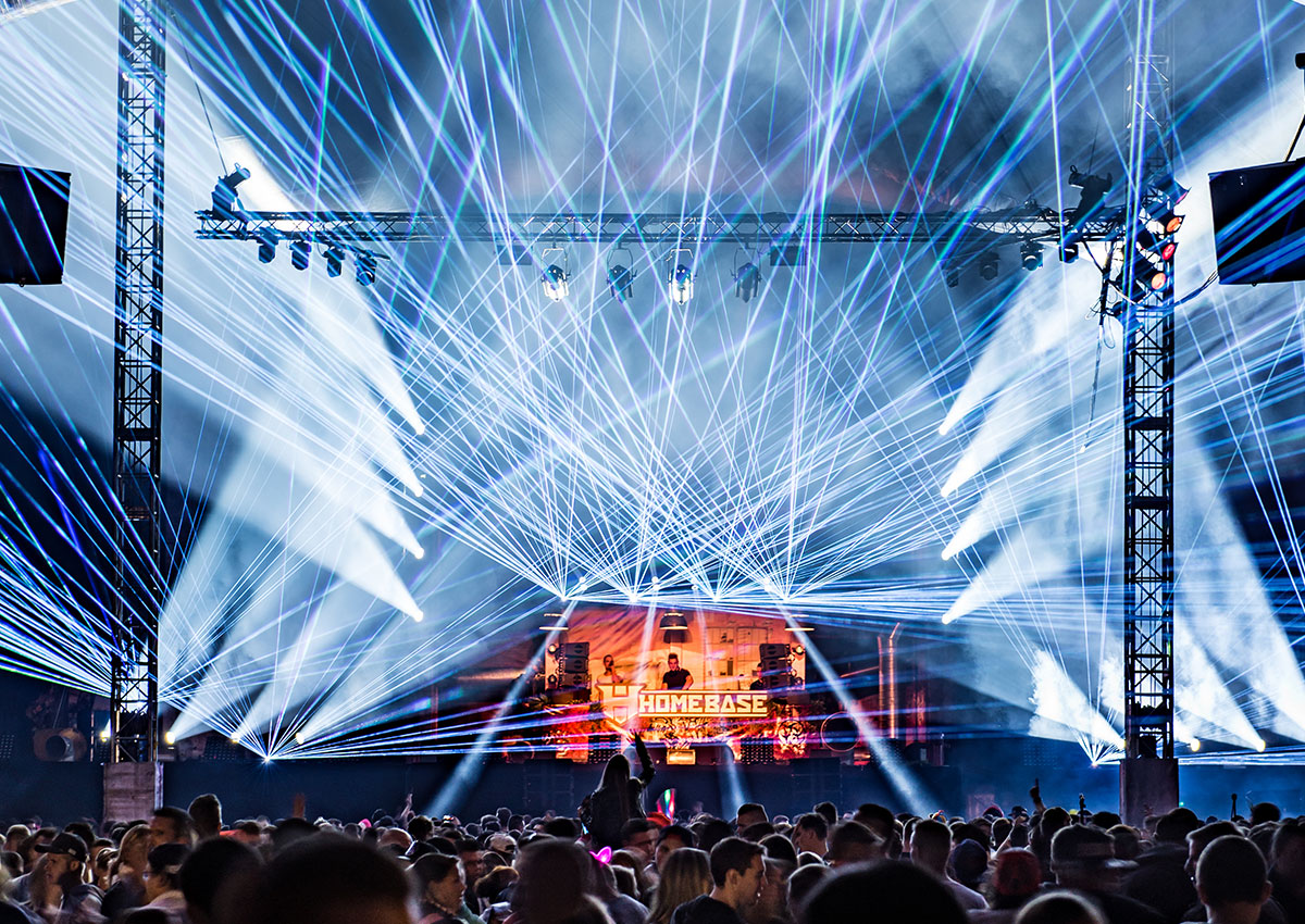 Lasers for Entertainment | Entertainment Lasers