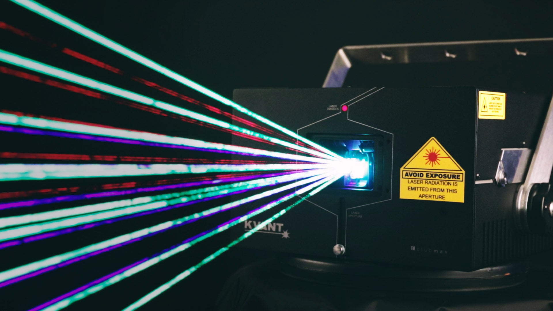What is a Laser Light Show Projector?