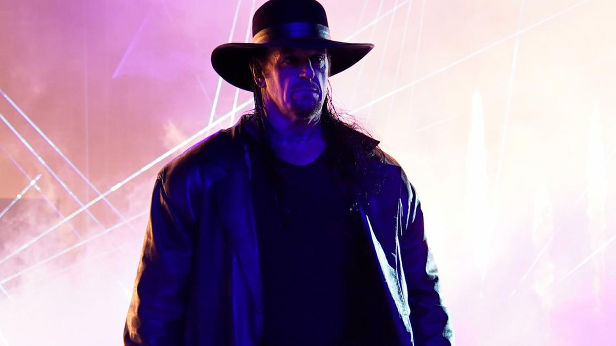 WWE Undertaker Super ShowDown 2020 | Lasers & SFX